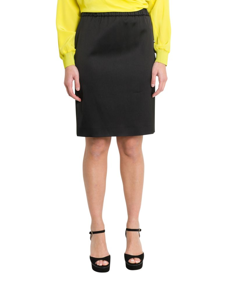 M Missoni Satin Skirt - Nero