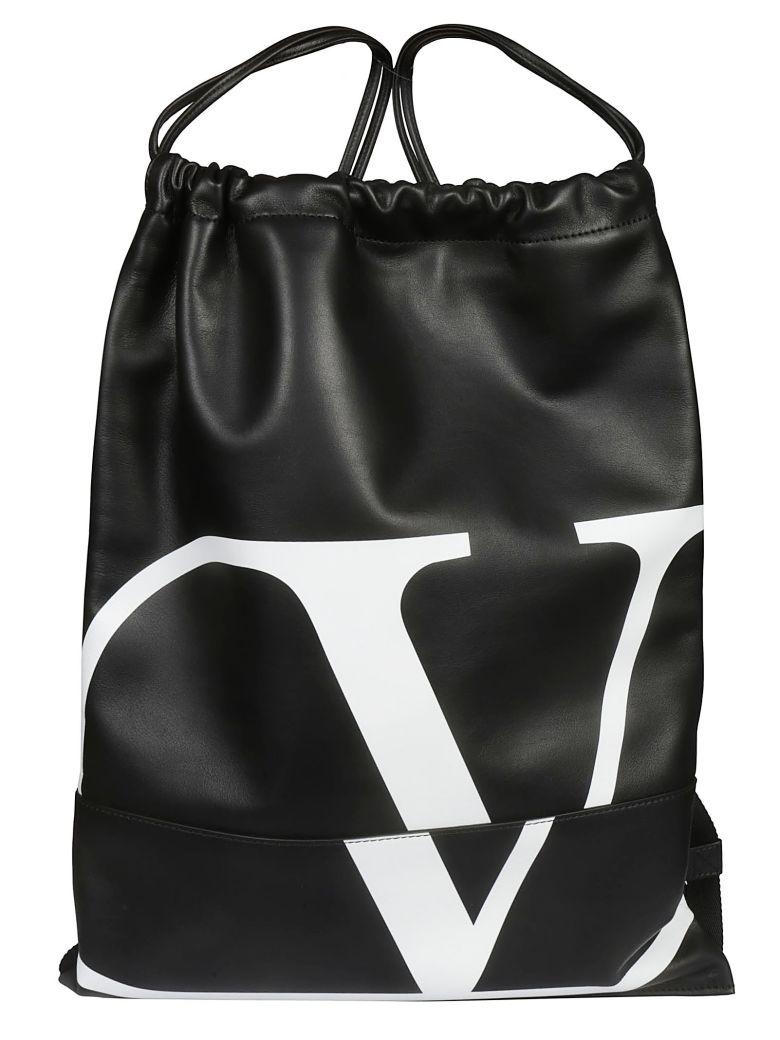 Valentino Logo Backpack - Basic