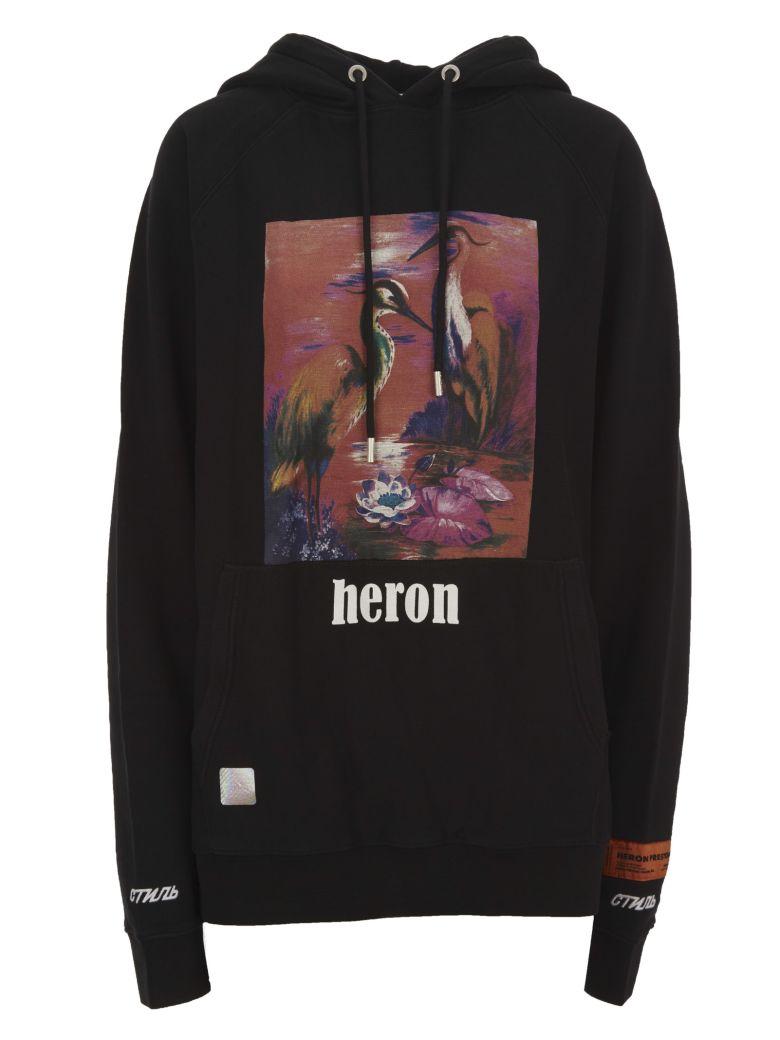 HERON PRESTON Heron Presto Sweatshirt - Black