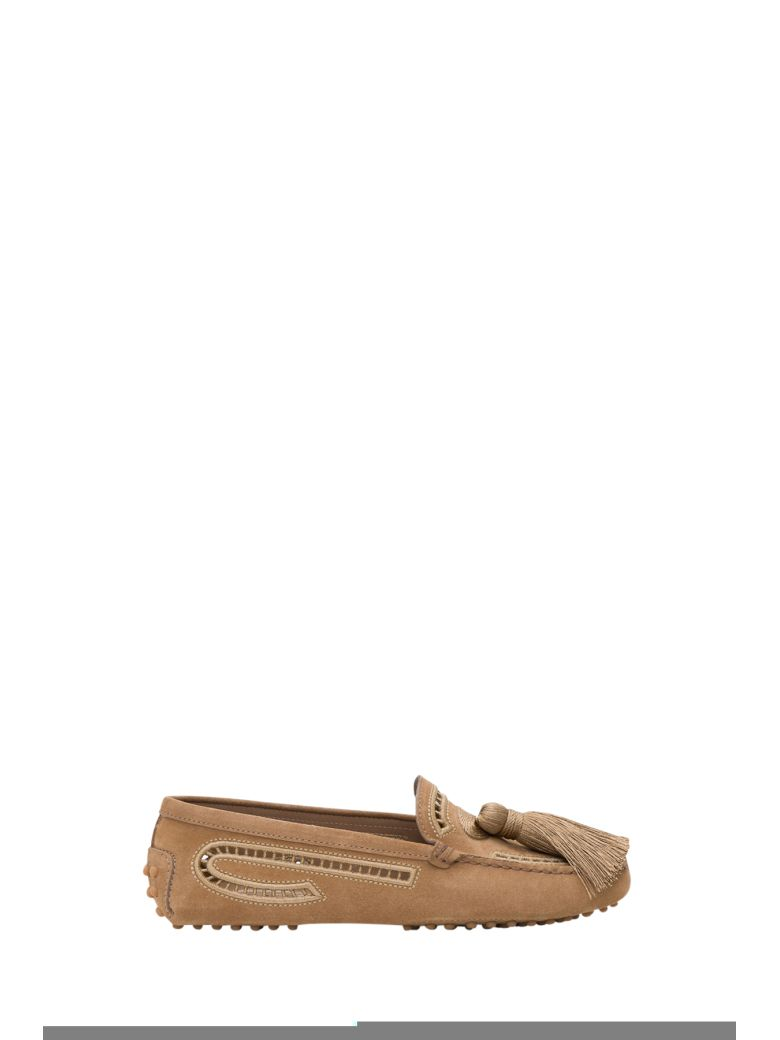 Tod's Gommino Loafer - Beige