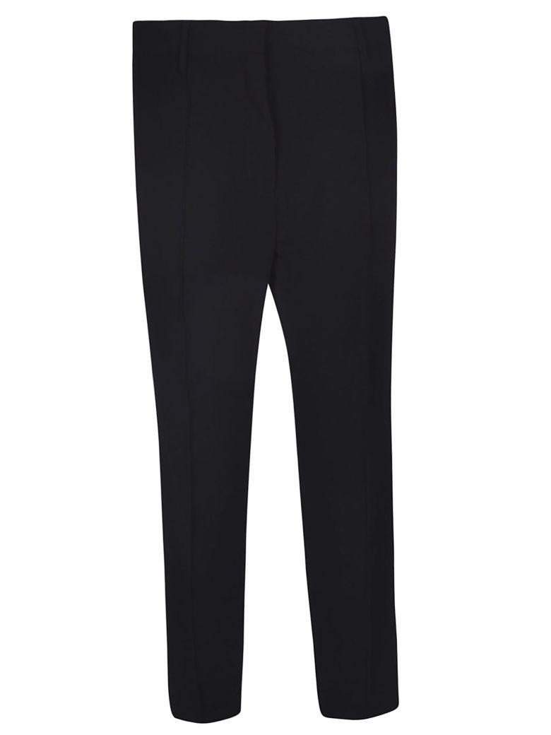 Rochas Pleated Trousers - Black