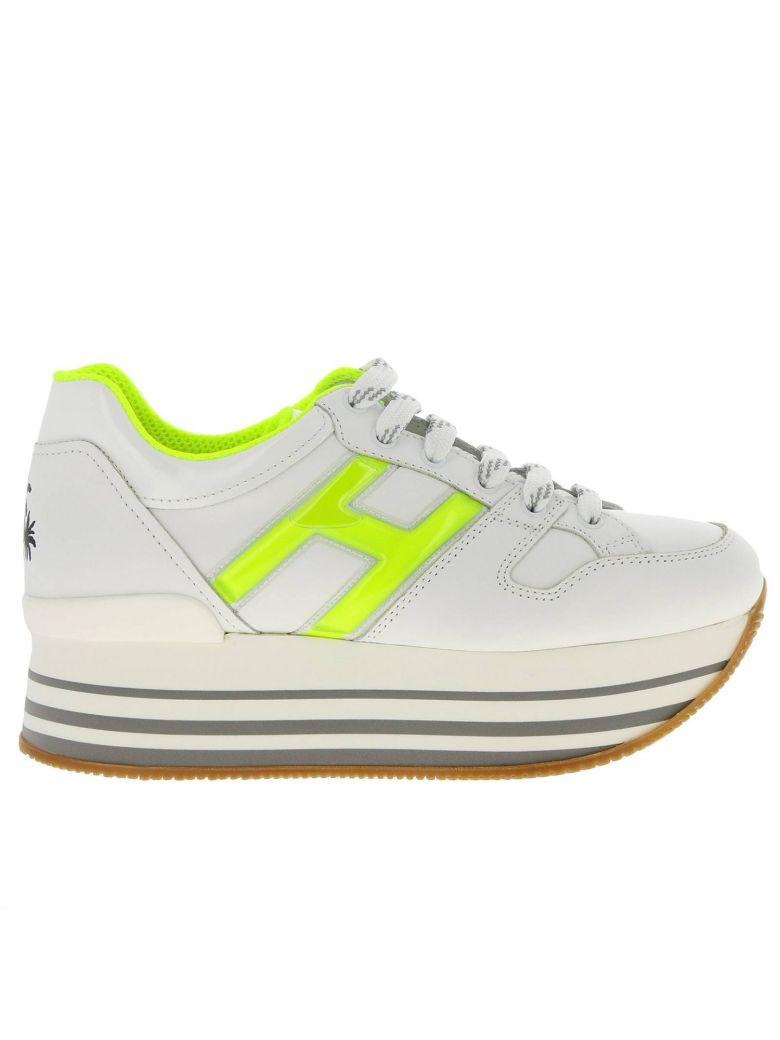 Hogan Sneakers Shoes Women Hogan - yellow