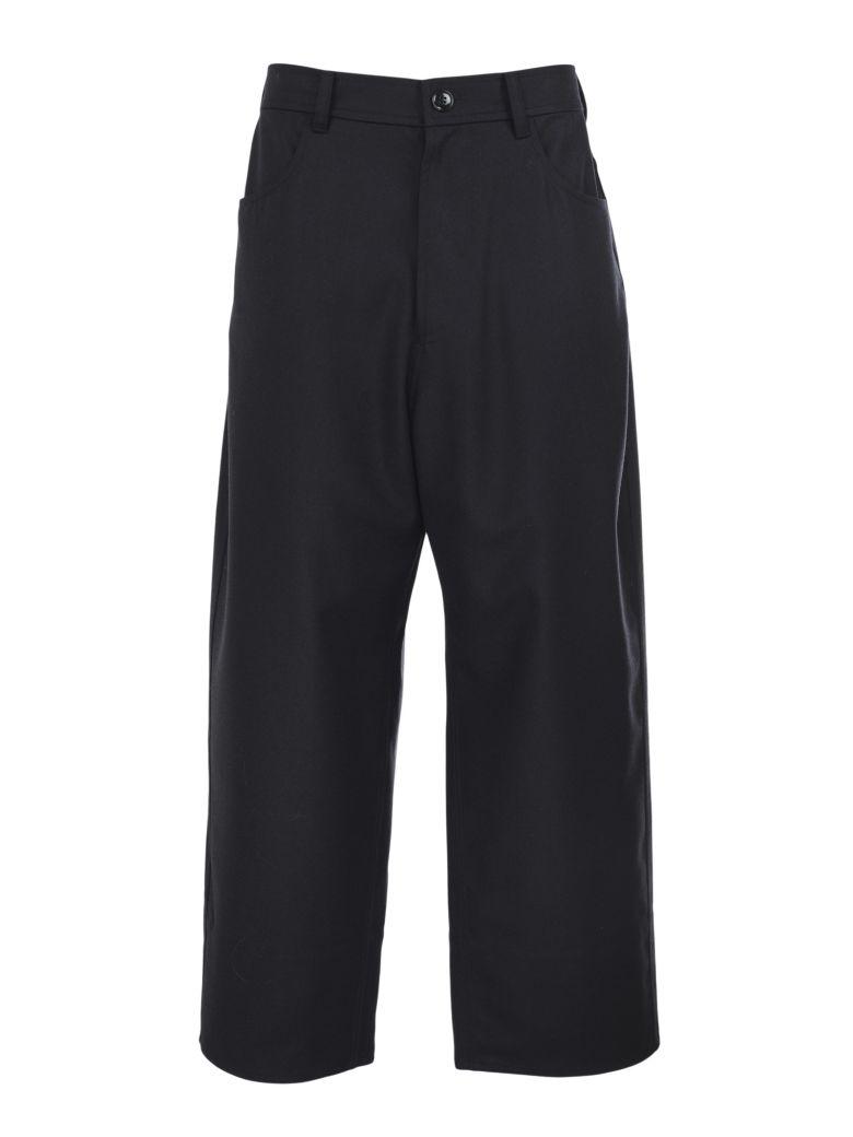 Sofie d'Hoore Flannel Trousers - Blue