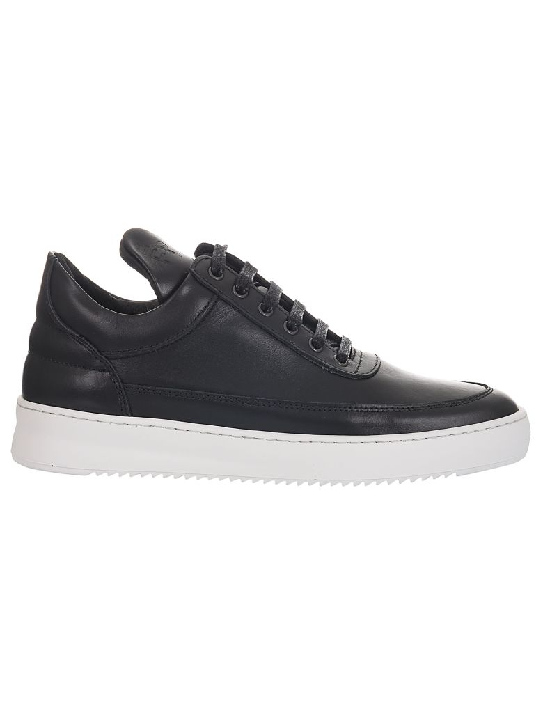 Filling Pieces Classic Sneakers - Black