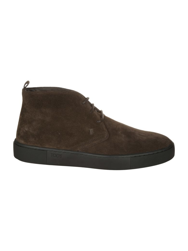 Tod's Lace-up Boots - Brown