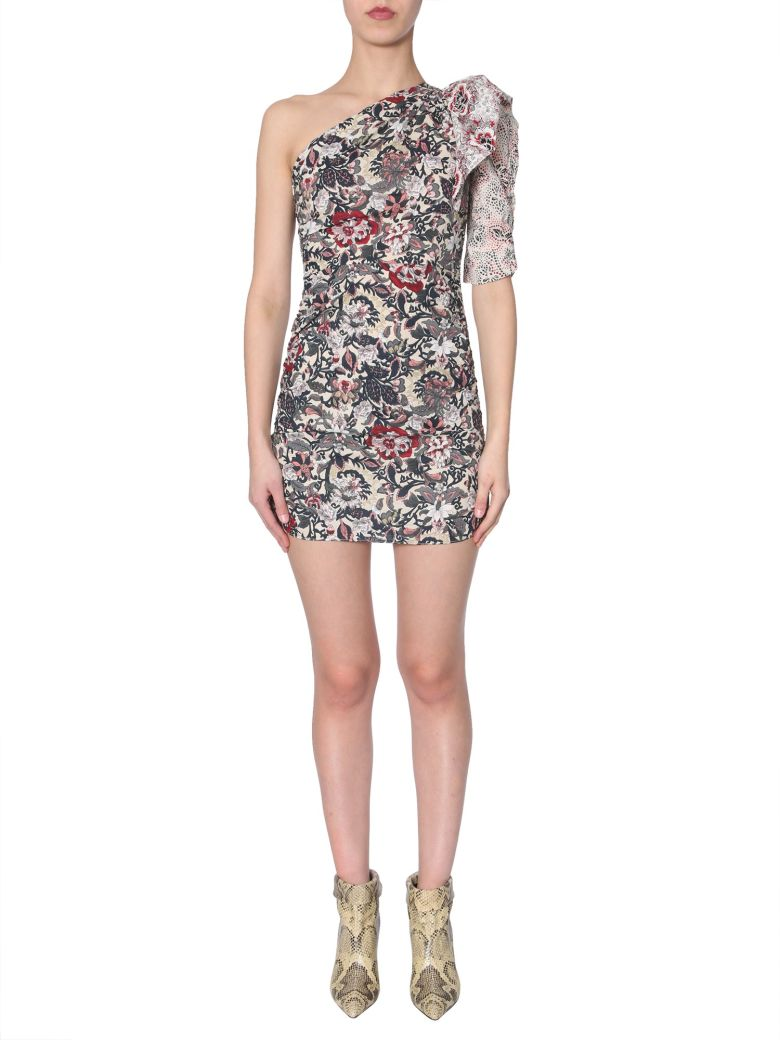 Isabel Marant Étoile Lilia Dress - MULTICOLOR