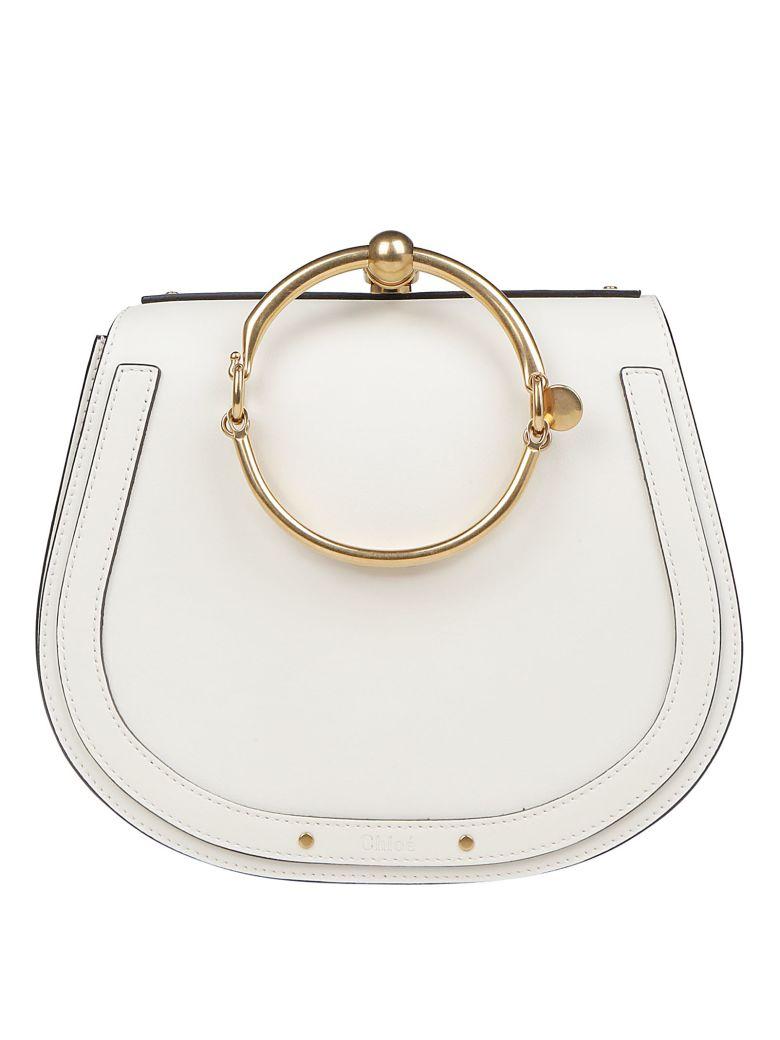 Chloé Chloè Shoulder Bag - Off white