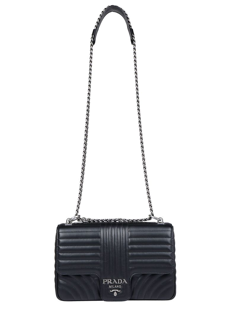 Prada Shoulder Bag - Nero
