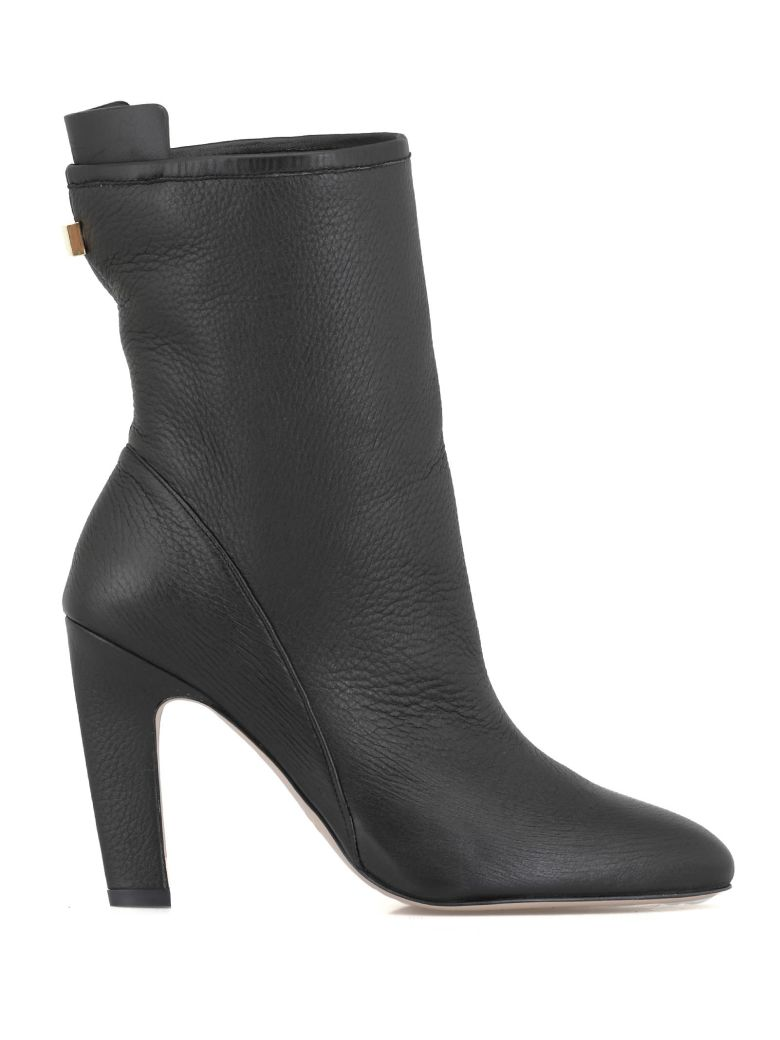 Stuart Weitzman Brooks Boot - BLACK