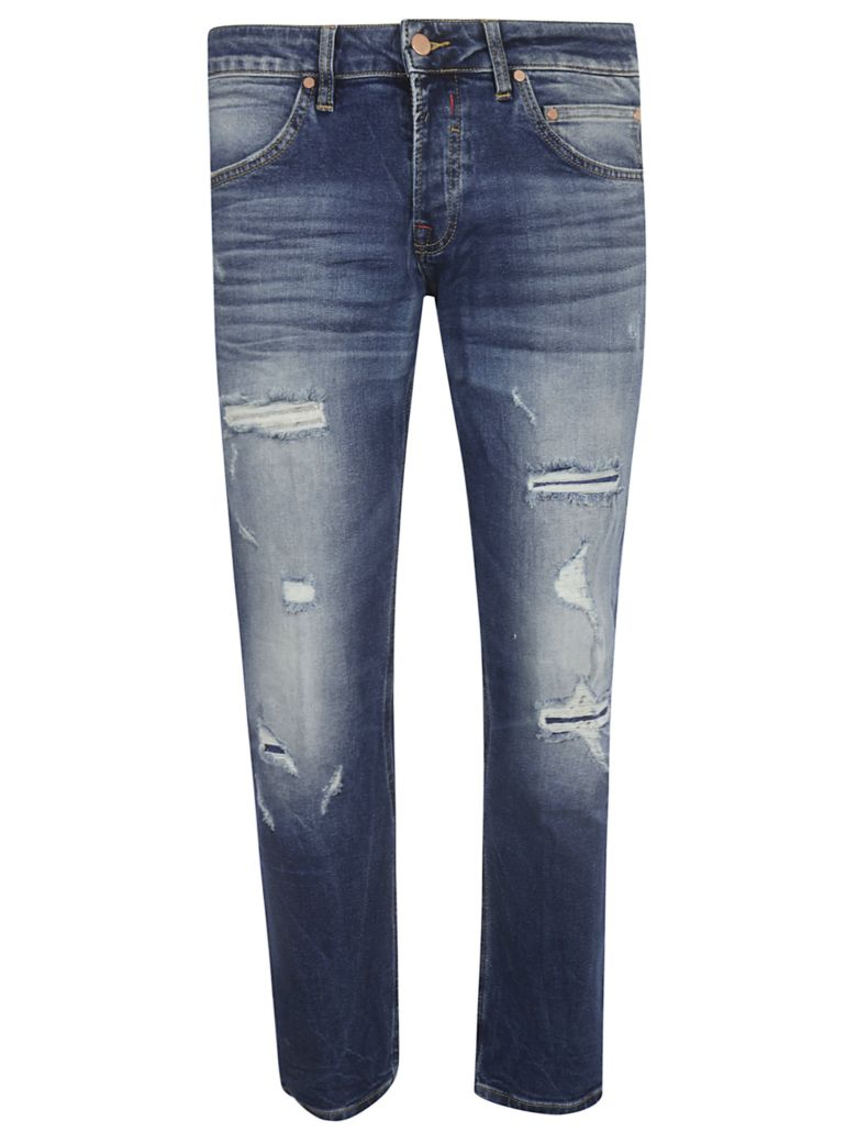 Brian Dales Distressed Jeans - Basic