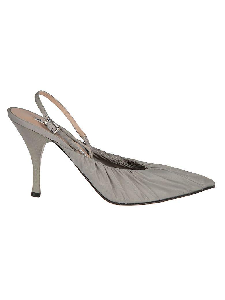 Acne Studios Elasticated Sandals - Grey