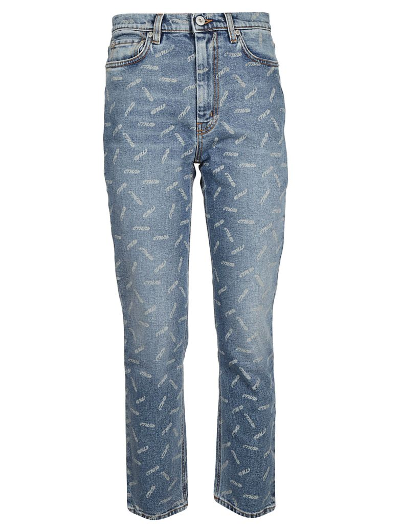 HERON PRESTON Printed Jeans - Basic
