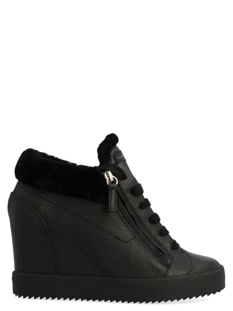 Giuseppe Zanotti 'lorenz 75' Shoes - Black