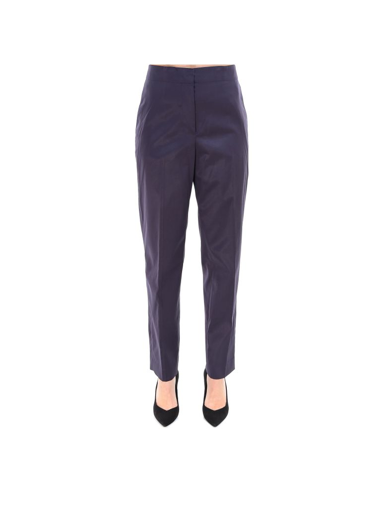 Theory Clean Tapered Pant Trousers - Blue