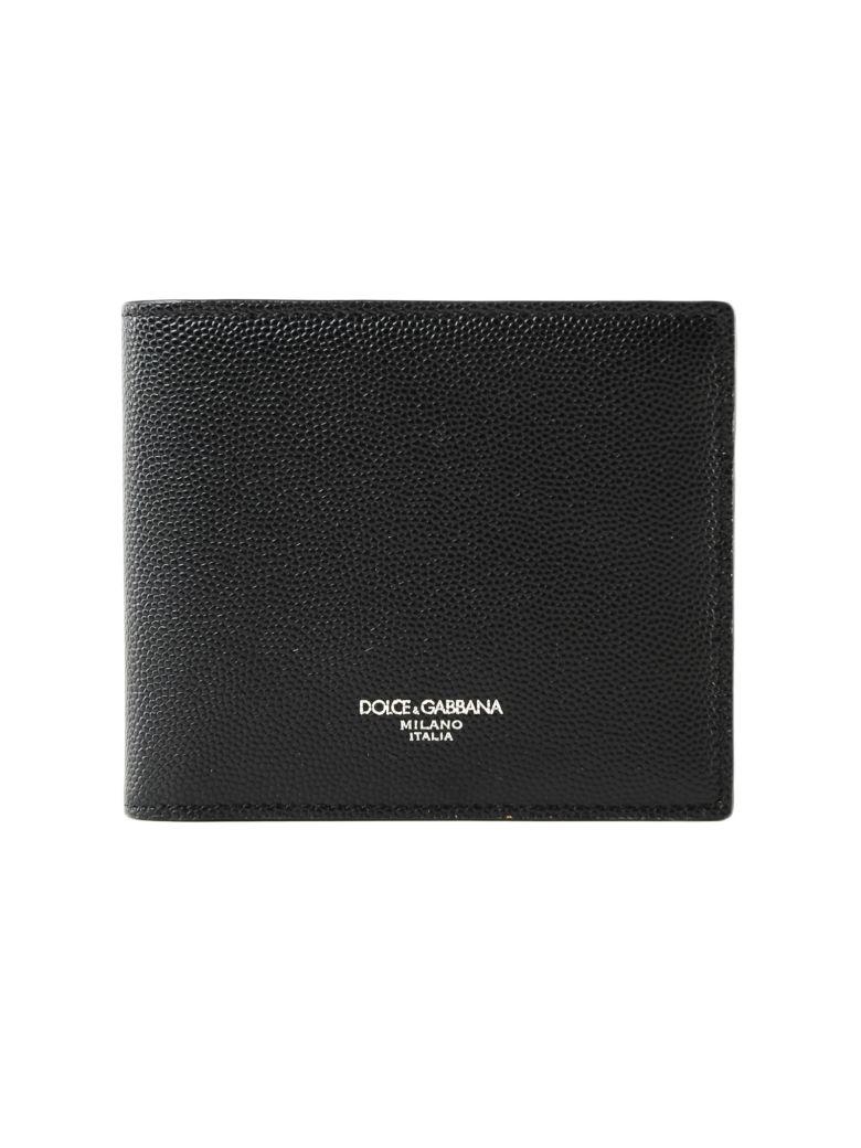 Dolce & Gabbana Classic Bifold Wallet - Black