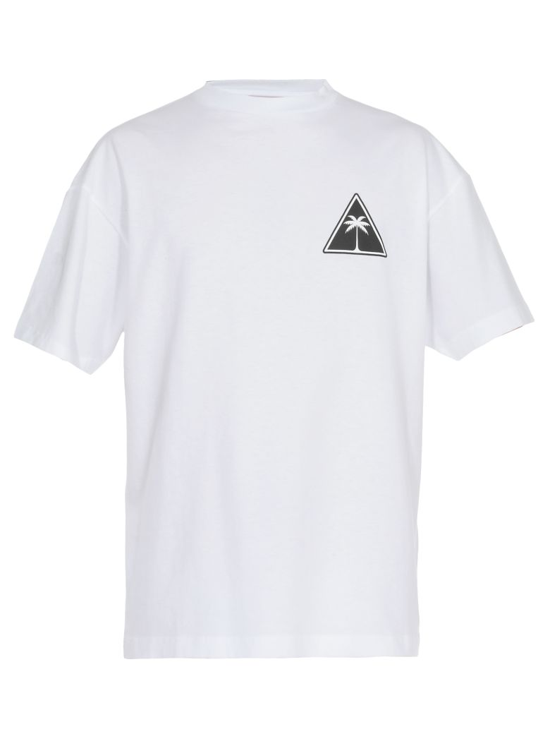 Palm Angels Palm Icon T Shirt - White