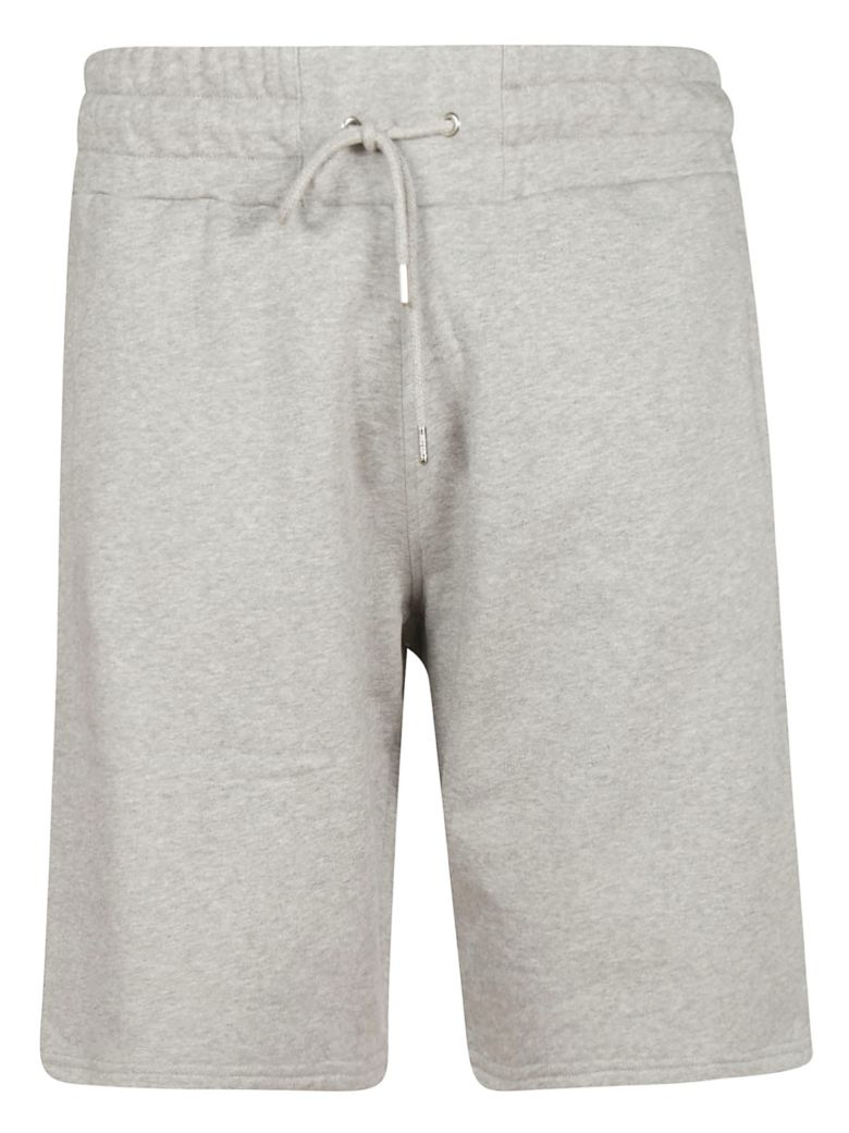 Kenzo Logo Print Shorts - Gray
