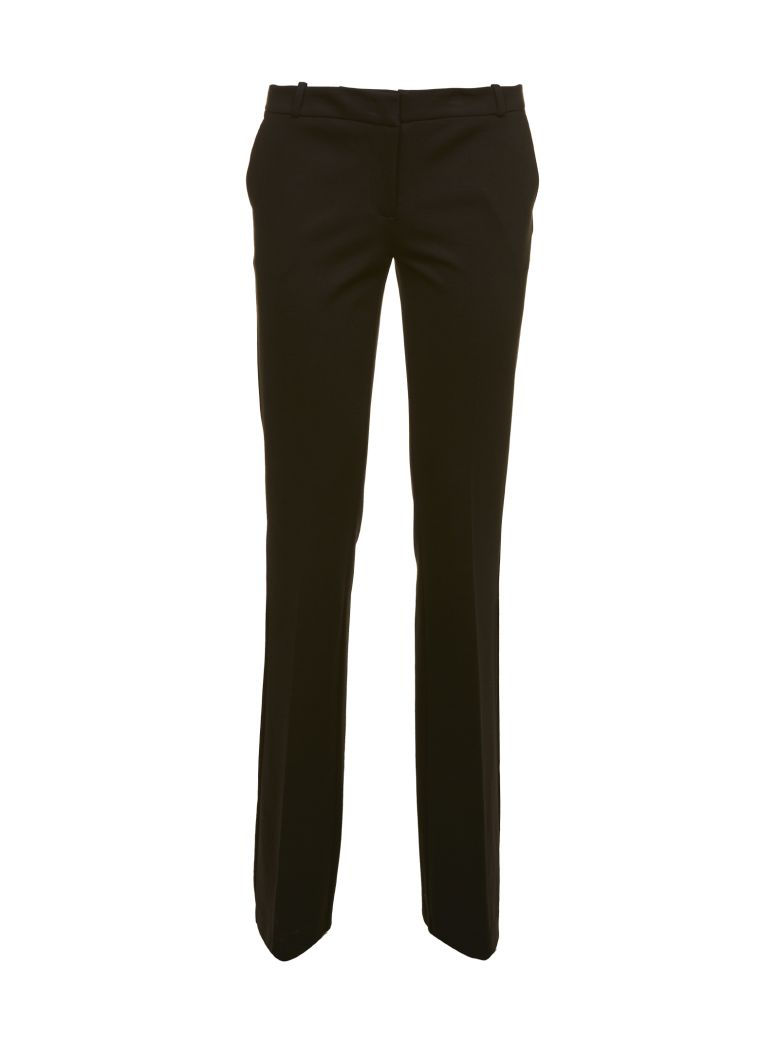 Kiltie & Co. Flared Tailored Trousers - Nero