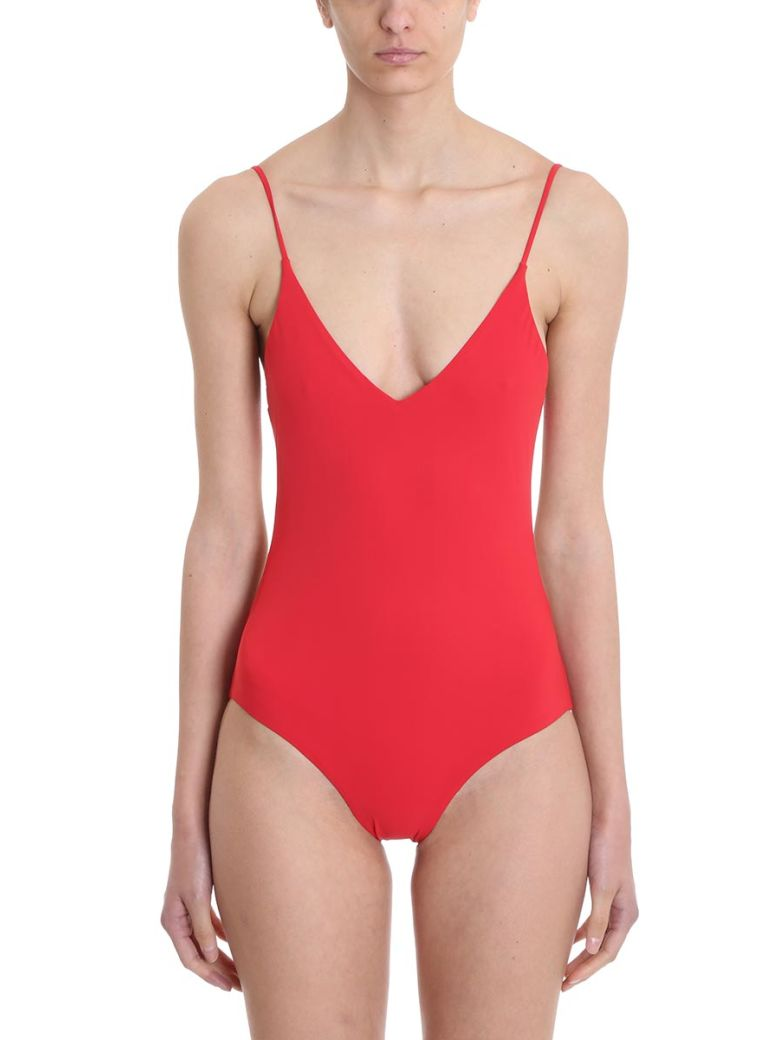 Acne Studios Entonki Swim Beachwear - red
