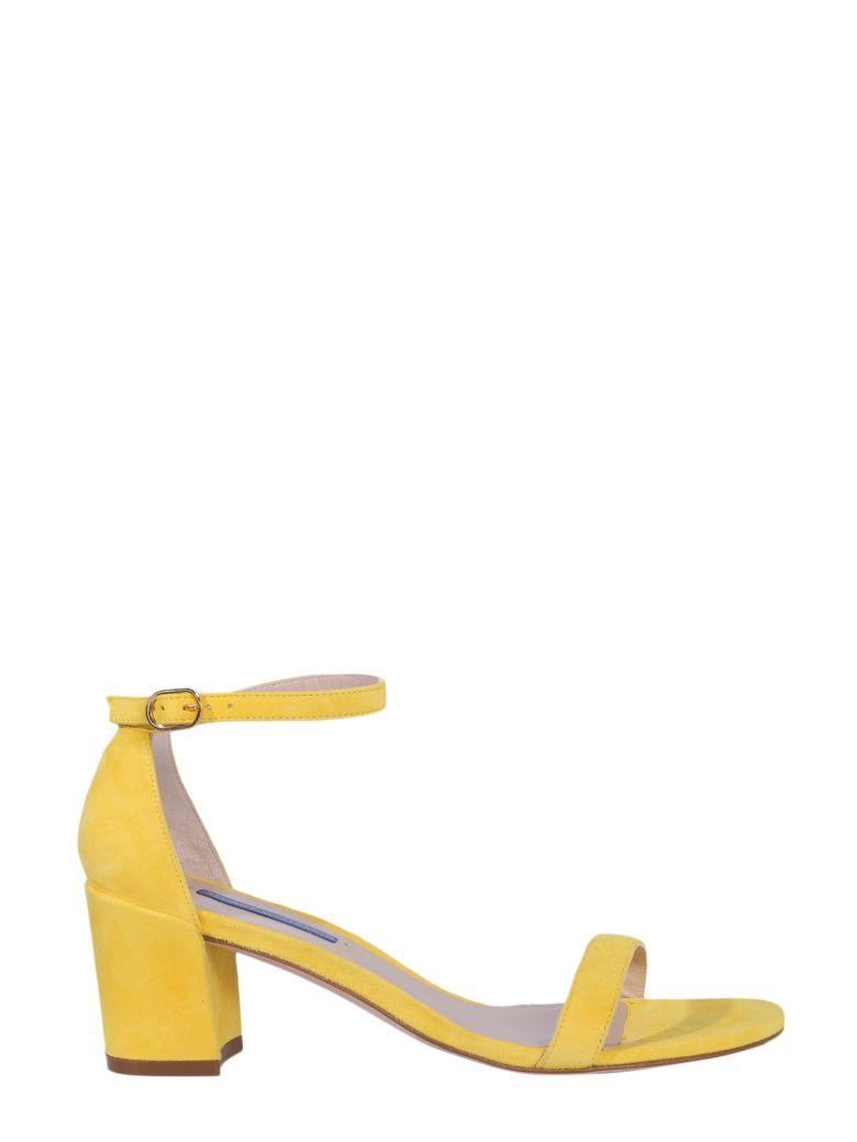 Stuart Weitzman Simple Sandals - GIALLO