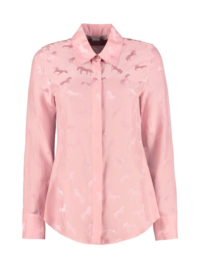 Stella McCartney Jacquard Shirt - Pink