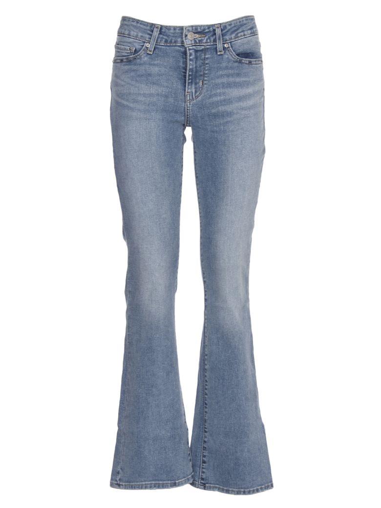 Levi's 715 Bootcut Jeans - Denim
