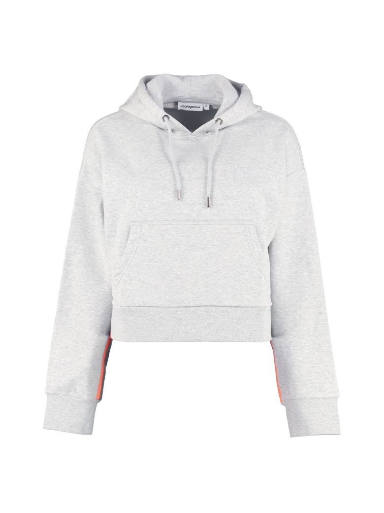 H2OFagerholt Truxedo Hooded Sweatshirt - grey