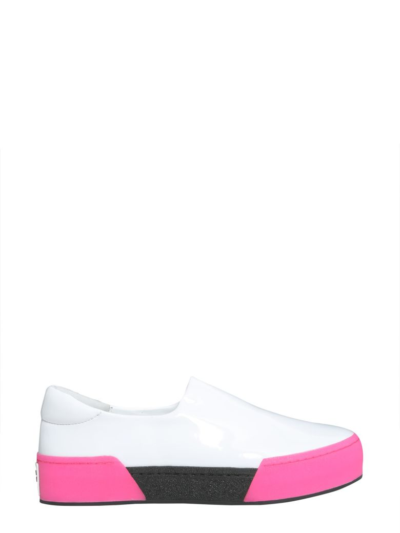 Opening Ceremony Didi Patent Leather Slip On - White