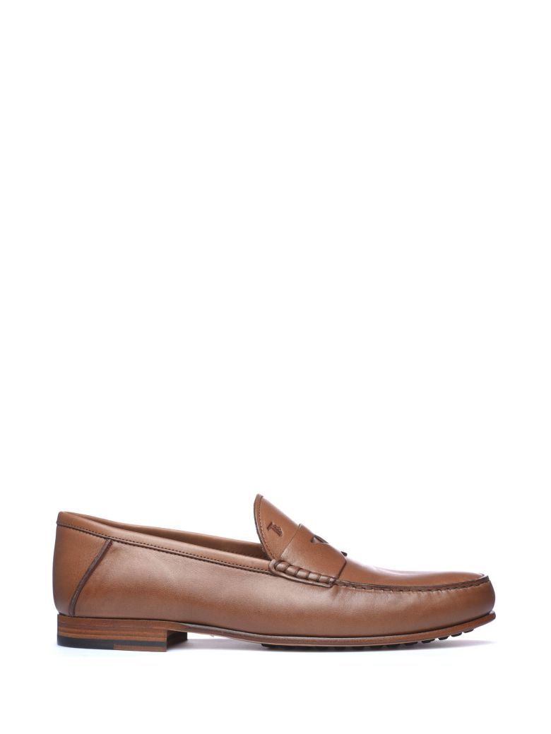 Tod's Tod's Penny Loafer - MARRONE