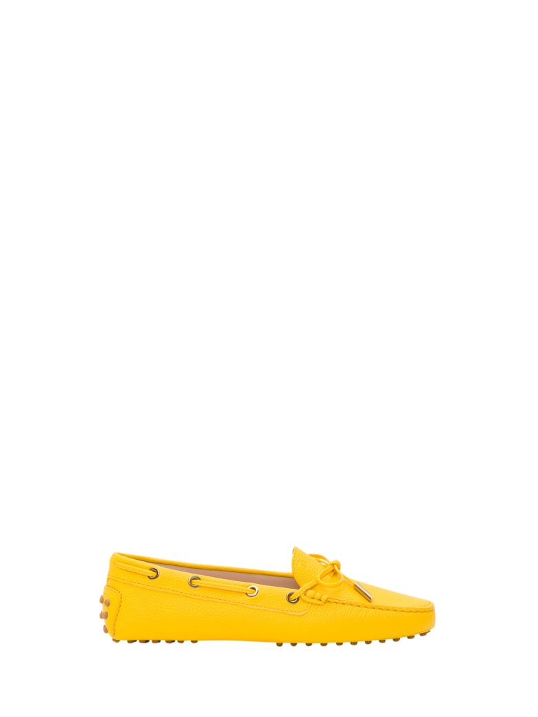 Tod's Gommino Loafer - Yellow