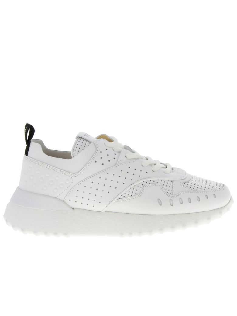 Tod's Sneakers Shoes Women Tod's - white