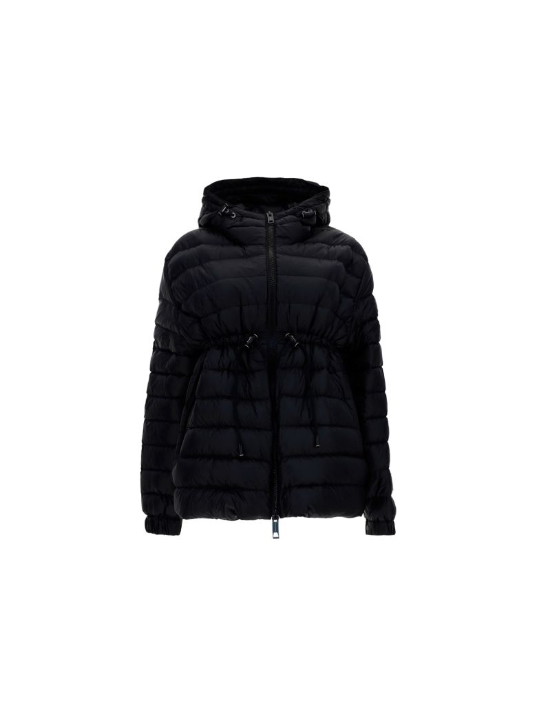Burberry Down Jacket - Black