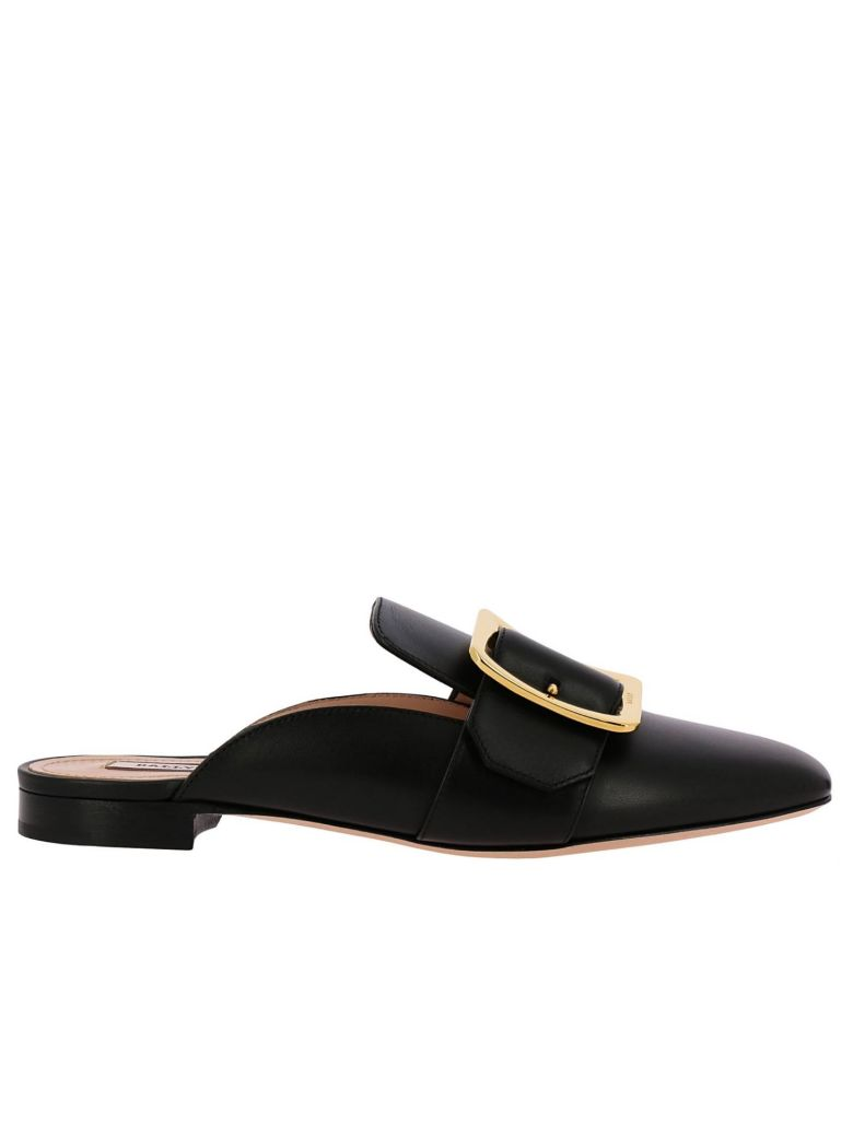 Bally Ballet Flats Shoes Women Bally - black