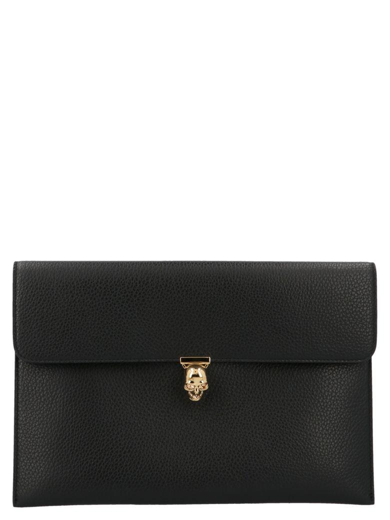 Alexander McQueen 'envelope' Bag - Black