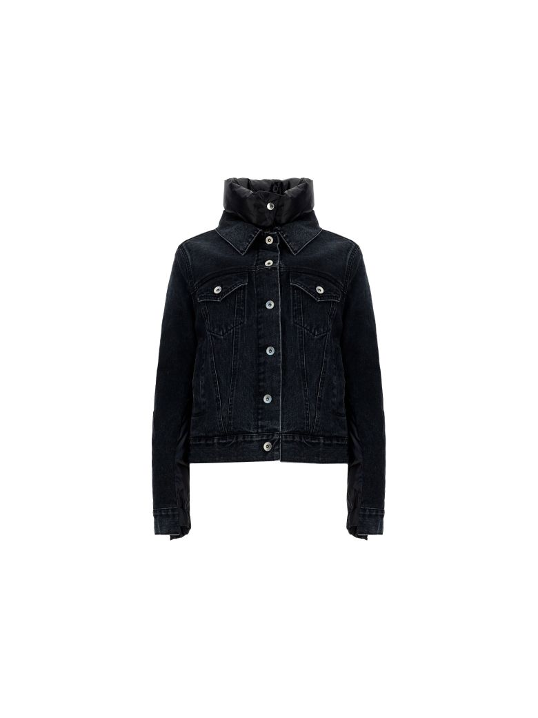 Sacai Jacket - Black