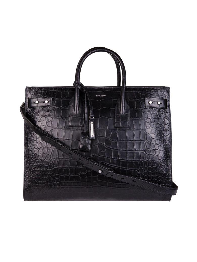 Saint Laurent Tote Bag - Black