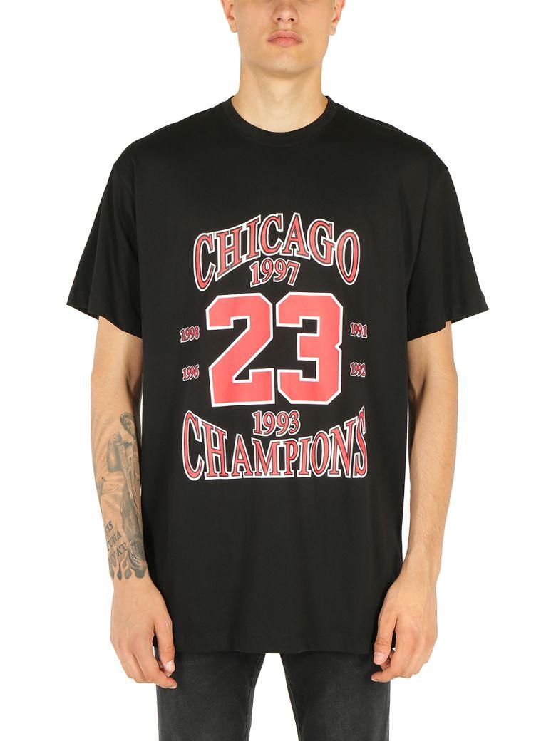 ih nom uh nit - Ih Nom Uh Nit T-shirt Chicago - Black