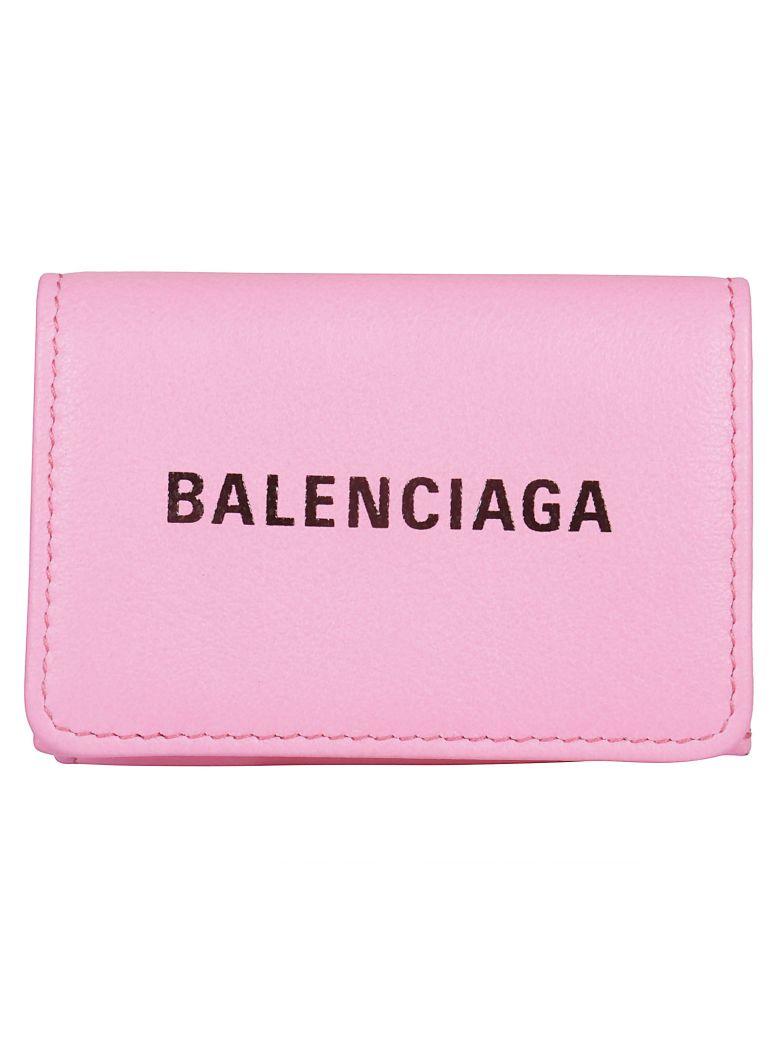 Balenciaga Everyday Logo Wallet - Basic
