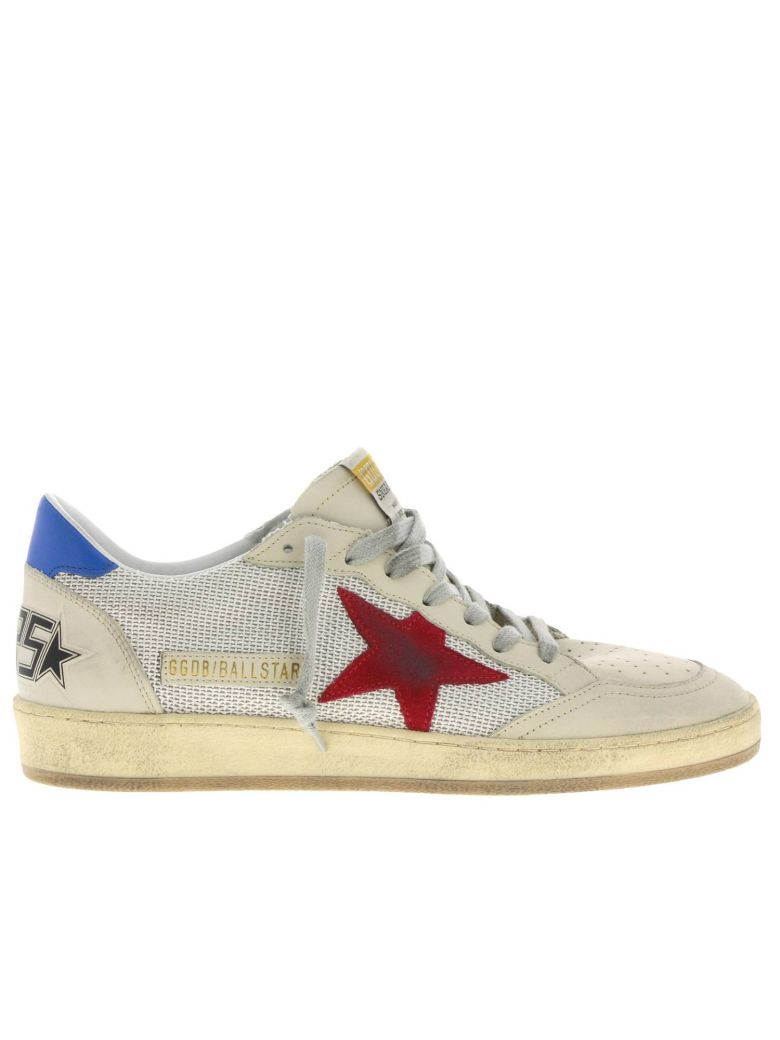 Golden Goose Sneakers Shoes Men Golden Goose - white