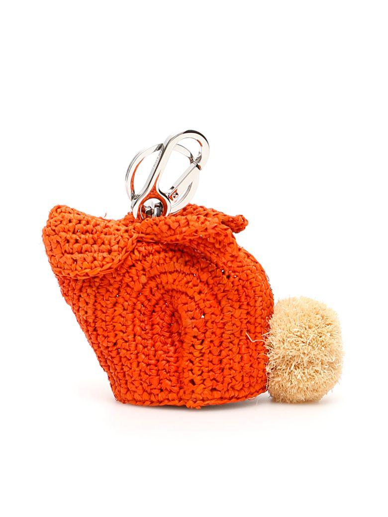 Loewe Bunny Charm - ORANGE (Orange)