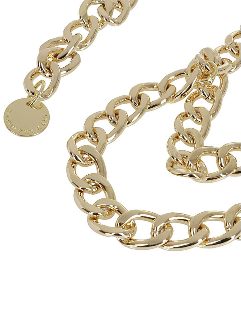 B-Low the Belt Belt - Gold