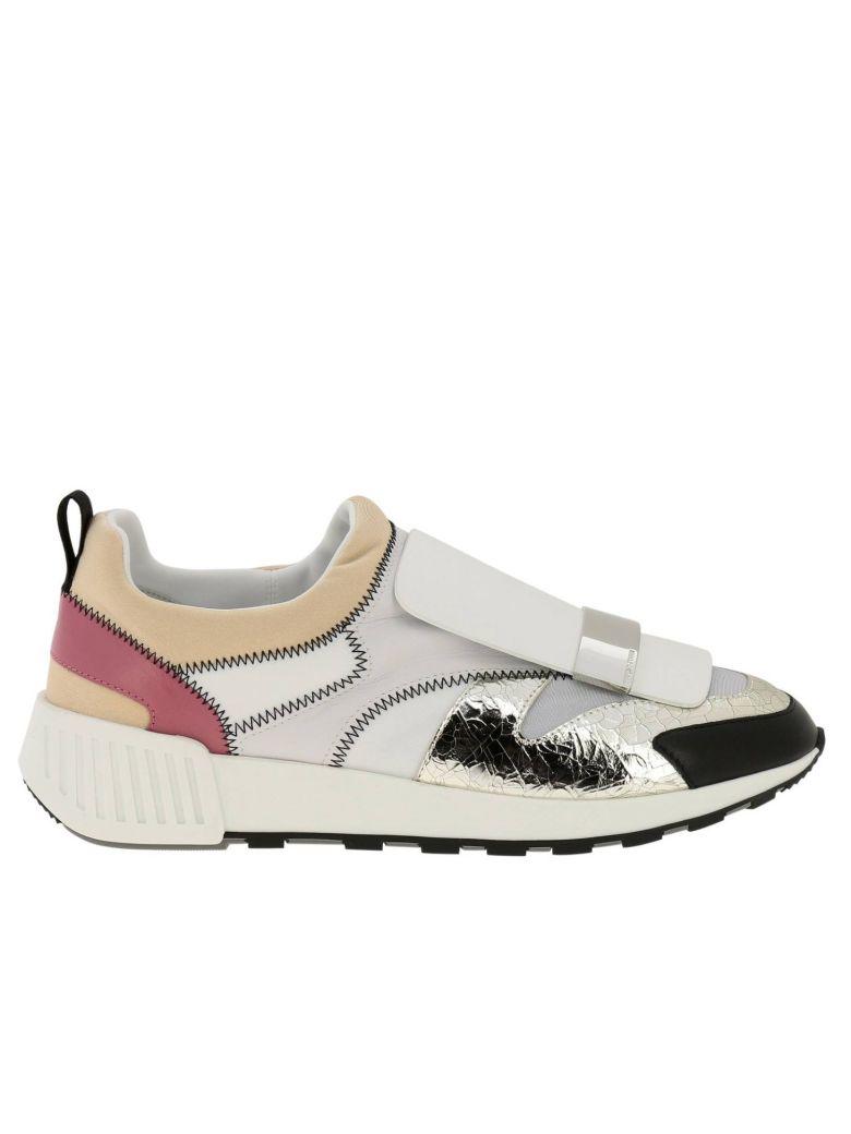 Sergio Rossi Sneakers Shoes Women Sergio Rossi - white