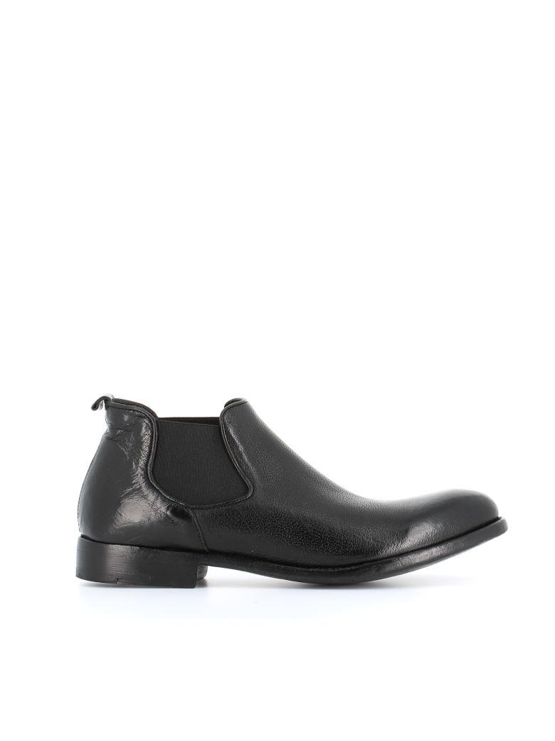 """Alberto Fasciani Classic Chelsea Boots """"perla 37048"""" - Black"""
