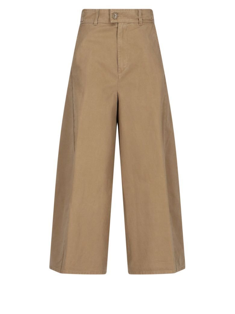 Aspesi Wide Leg Trousers - .