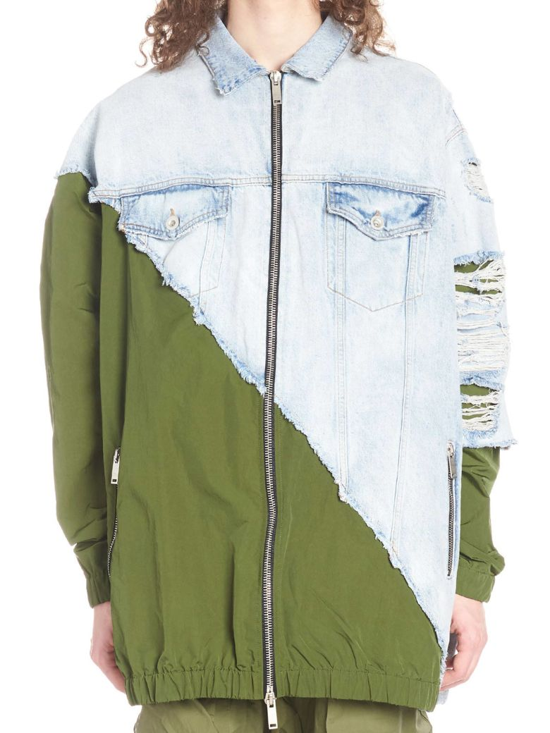 Ben Taverniti Unravel Project Jacket - Multicolor