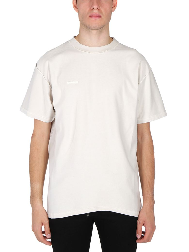 VETEMENTS - Inside Out T-shirt - White