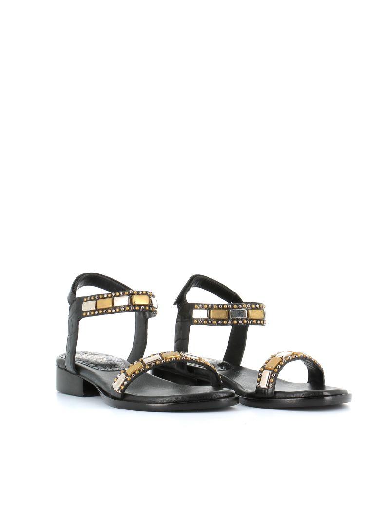 """Calleen Cordero Sandals """"ferrol"""" - Black"""
