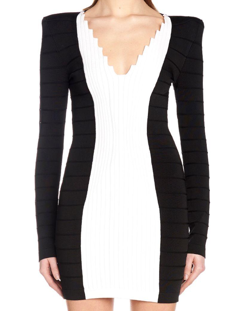 Balmain Dress - Black&White