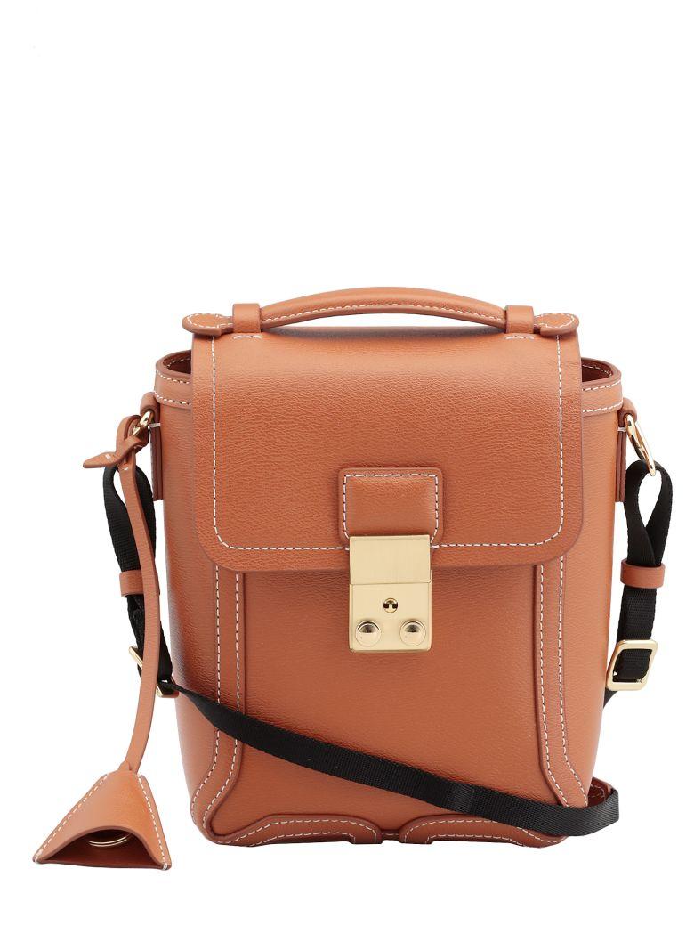 3.1 Phillip Lim Pashli Camera Bag - Cognac