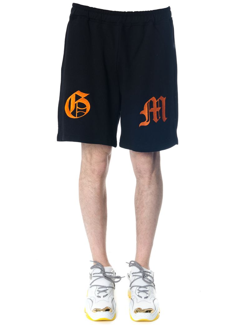 OMC Black Cotton Shorts - Black
